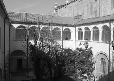 Riqualificazione ex convento in casa per anziani e alloggi