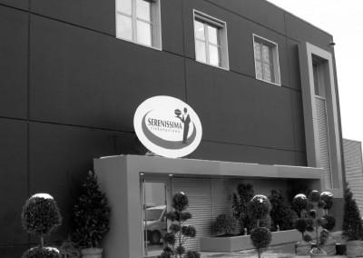 Nuovo centro di cottura industriale