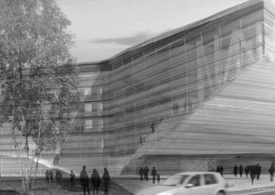 Concorso internazionale per il nuovo auditorium di Padova
