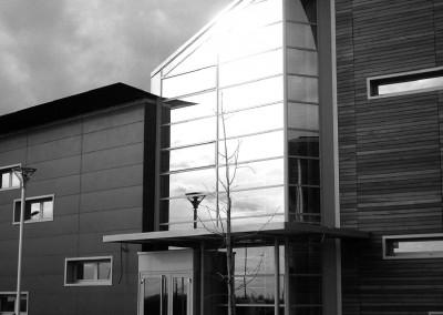Nuova sede municipale
