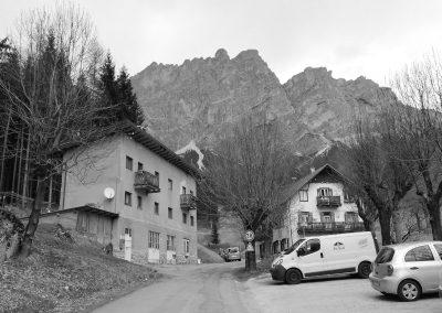 Ristrutturazione degli edifici complementari dell'Ospedale di Cortina d'Ampezzo